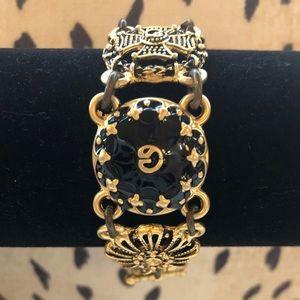St. John Knits '45 Years of Devotion'  Bracelet